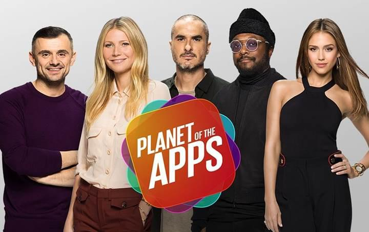 Apple ilk orijinal dizisi Planet of the Apps'i yayınladı