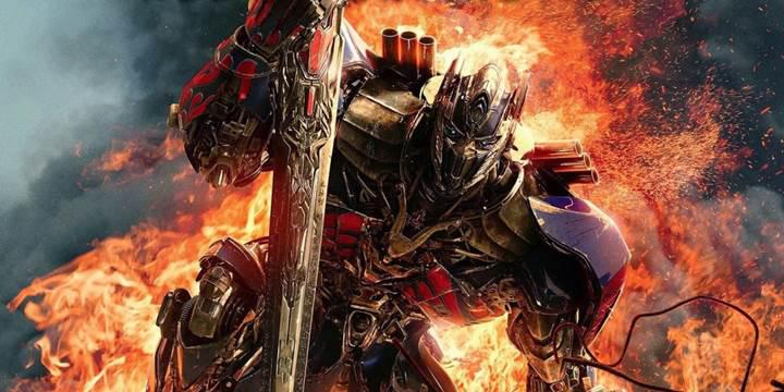 Transformers: The Last Knight'tan yeni fragman