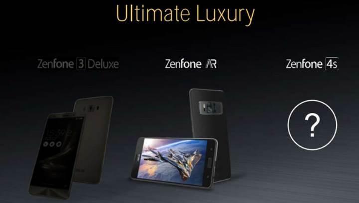 Asus, Zenfone 4 serisini gelecek ay tanıtmayı planlıyor