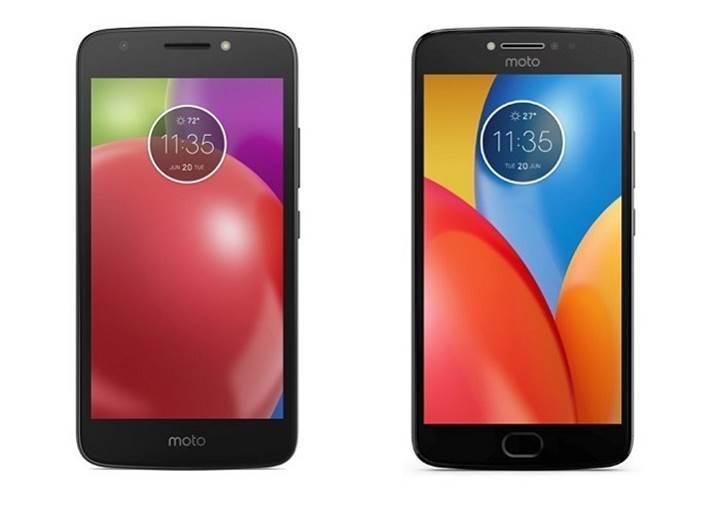 Motorola'dan batarya odaklı Moto E4 Plus