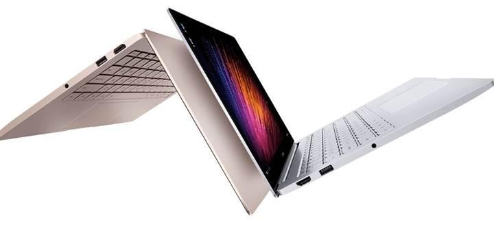 Xiaomi, Mi Notebook Air serisini yükseltti