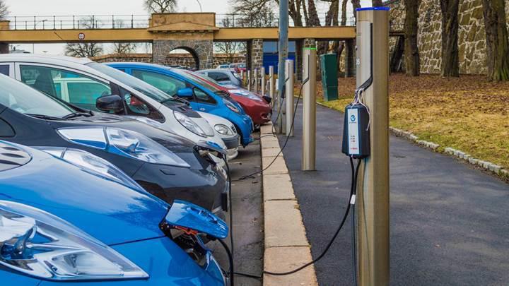 Yollardaki elektrikli otomobillerin sayısı 2 milyona ulaştı