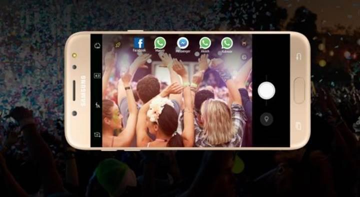 Samsung Galaxy J7 Pro ve J7 Max tanıtıldı