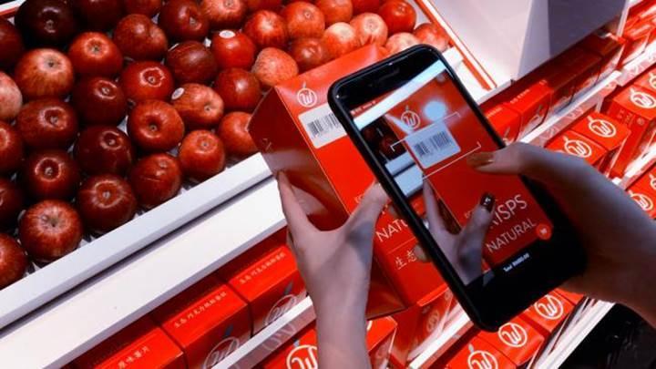 Otonom market Moby Mart Çin'de test edilecek