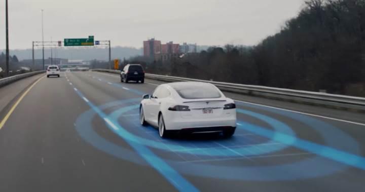 Tesla, otomobil kameralarıyla veri havuzu oluşturacak