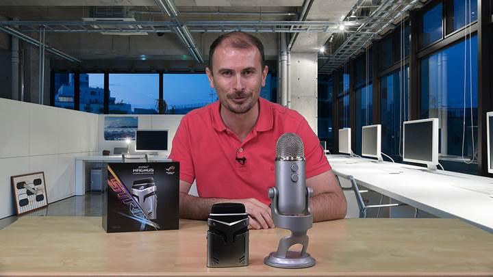 Oyuncuya özel mikrofon