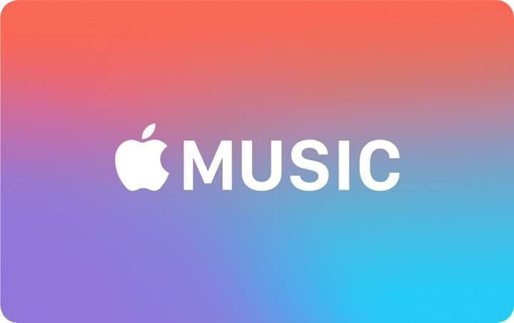 Apple Music için yıllık abonelik seçeneği