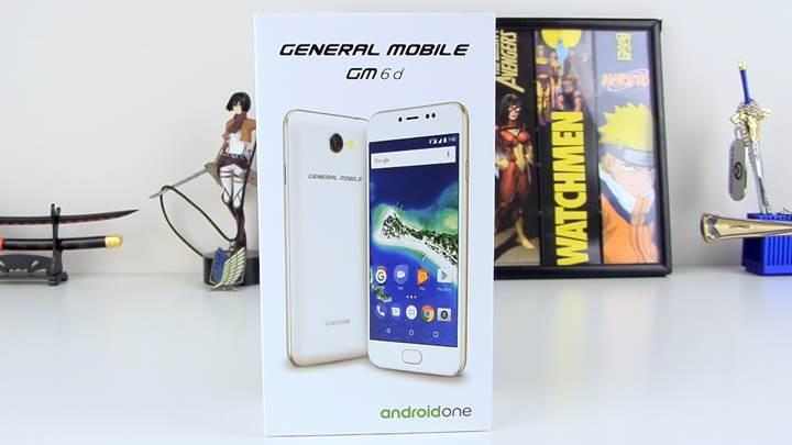 General Mobile GM 6 D incelemesi