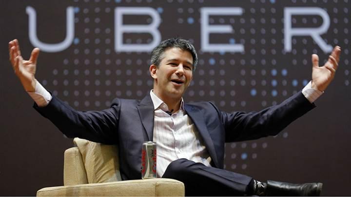 Uber'in kurucusu Travis Kalanick istifa etti
