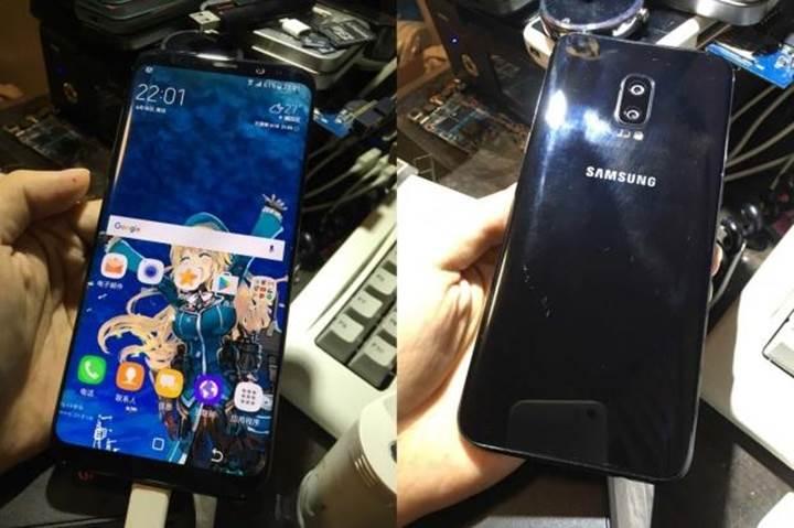 Samsung Galaxy Note 8 çalışır halde görüntülendi