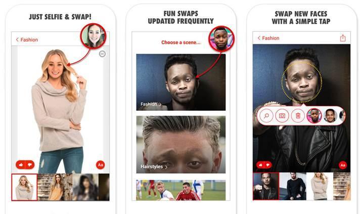 Microsoft'un Face Swap uygulaması artık iOS platformunda