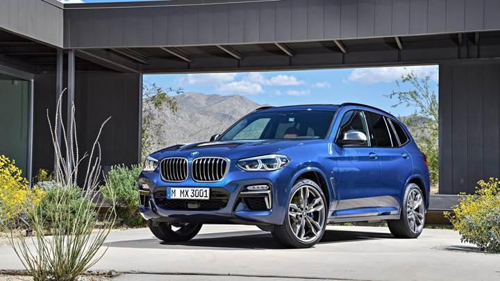 İşte karşınızda yeni BMW X3