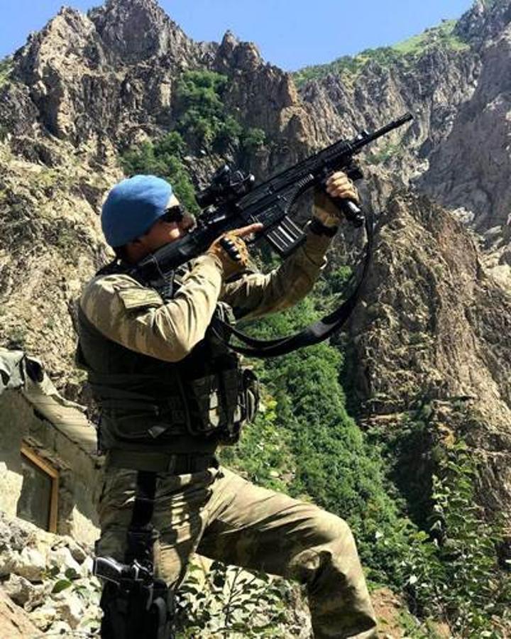 MPT-76 terörle mücadelede hizmete başladı