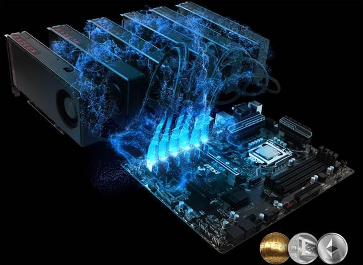 MSI'dan dijital para madenciliği için önemli BIOS güncellemesi