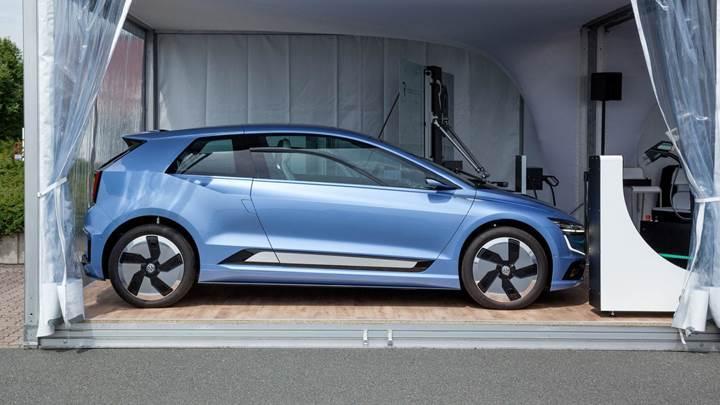 Yeni nesil Volkswagen Golf güncel modelden daha hafif olacak