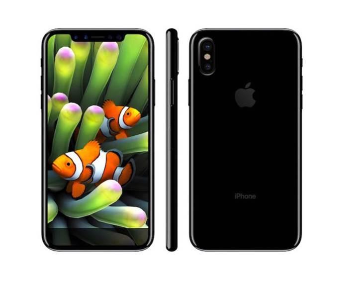 iPhone 8 için 3 boyutlu lazer sensör iddiası