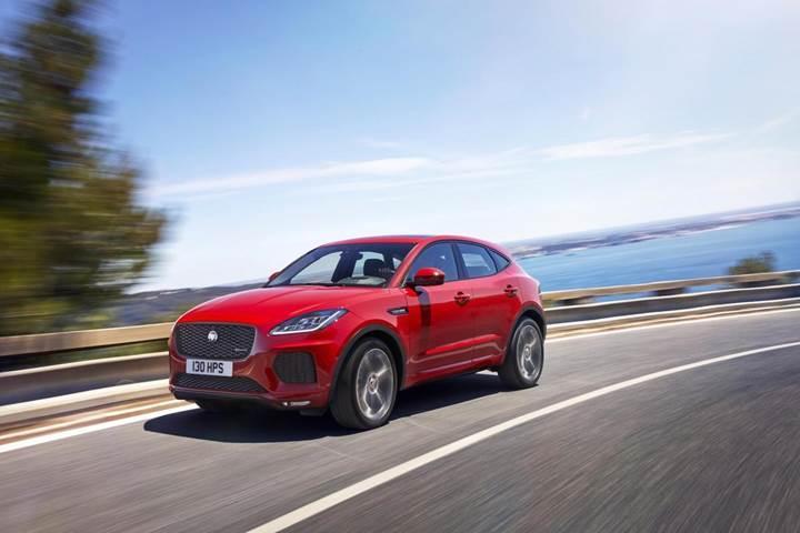 Jaguar, yeni SUV modelini Guinness Rekorlar Kitabı'na girerek tanıttı (VİDEO)