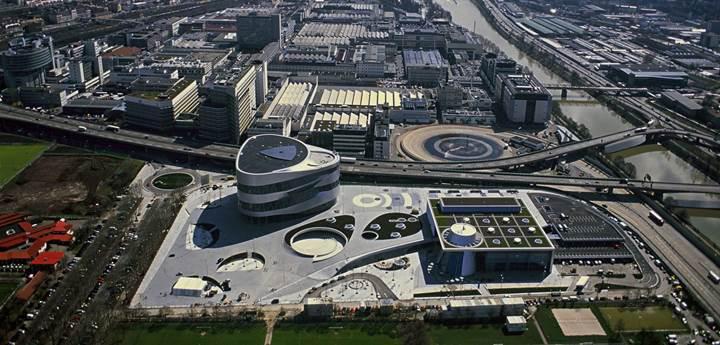 Mercedes, Untertürkheim fabrikasında batarya üretmeye başlıyor