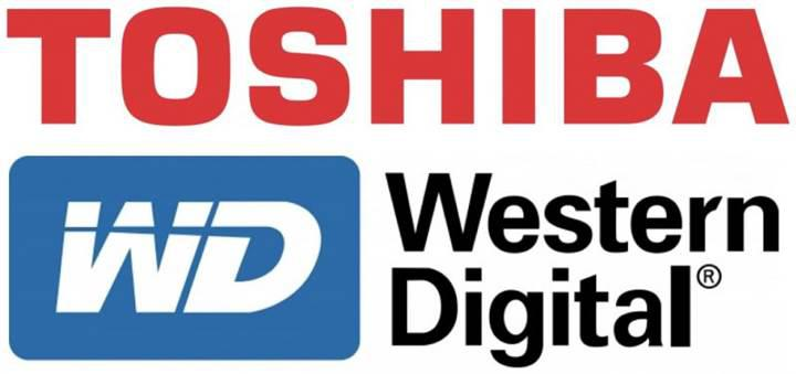Toshiba bellek bölümünü satmak için Western Digital davasını bekliyor