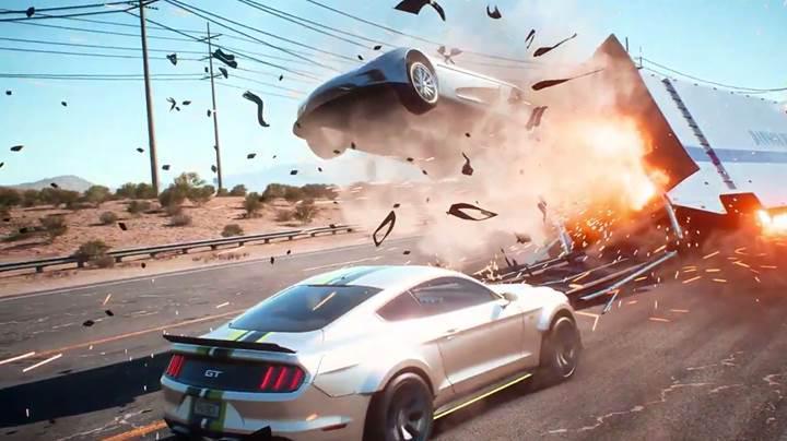 Need For Speed: Payback için ön siparişe özel grafik