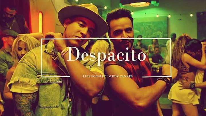 Despacito tüm zamanların en çok dinlenen şarkısı