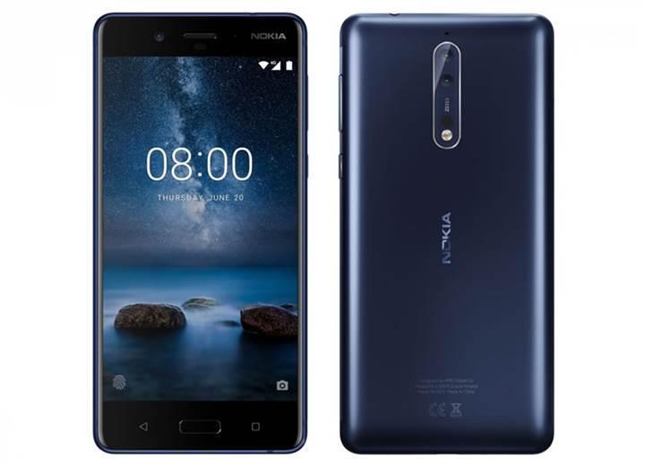 Nokia 8, şirketin resmi web sitesinde görüldü