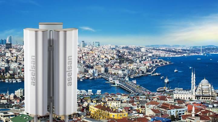 Turkcell, Aselsan'ın geliştirdiği yerli 4.5G anteni test ediyor