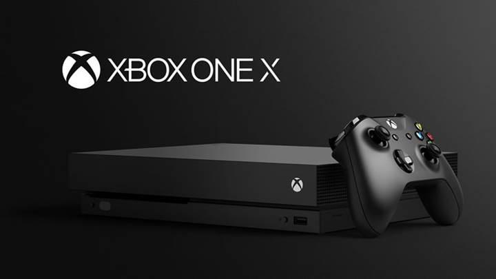 Microsoft'un canavarı Xbox One X çok yakında ön siparişe açılacak