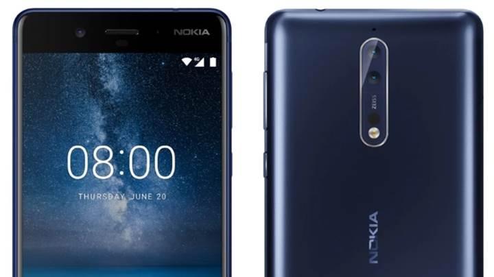 Nokia 8, 16 Ağustos'ta tanıtılabilir