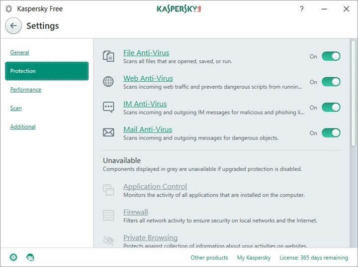 Kaspersky'dan ücretsiz antivirüs yazılımı