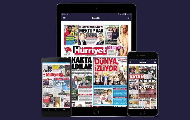Turkcell Dergilik uygulamasına gazeteler eklendi