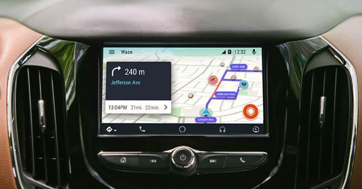 Waze sonunda Android Auto'ya geldi