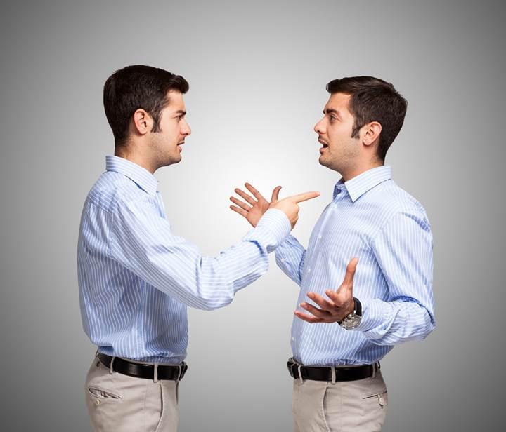 Kendi kendine konuşmak faydalı olabilir mi?