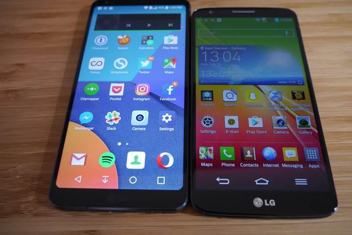 LG G6 beklentilerin altında kaldı