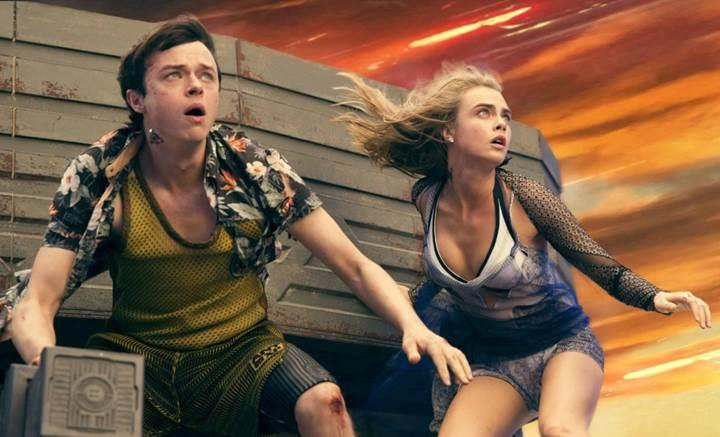 Valerian and the City of a Thousand Planets gişede patladı