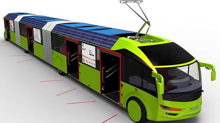 Anadolu Isuzu, Elektrikli Toplu Taşıma Aracı Projesini tanıttı