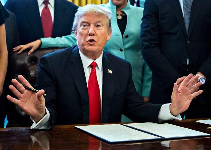 Trump davasına yönelik emsal niteliğinde karar