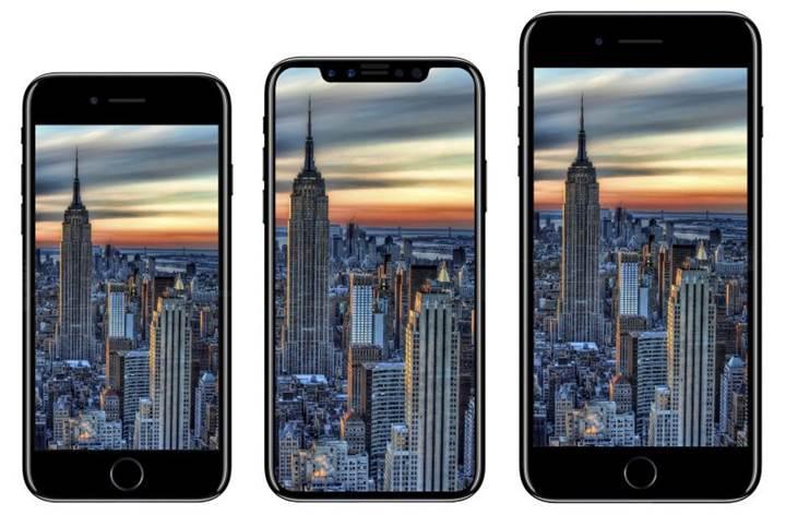iPhone 8'in kamerası