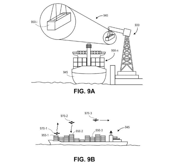 Amazon ''mobil drone istasyonu'' patenti aldı