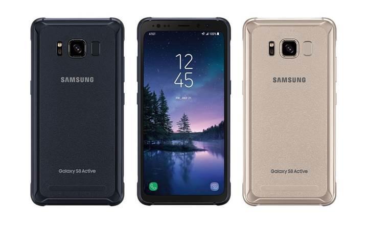 Samsung Galaxy S8 Active duyuruldu
