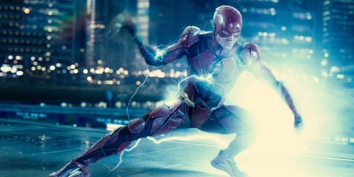 Flashpoint filminde Wonder Woman da yer alacak