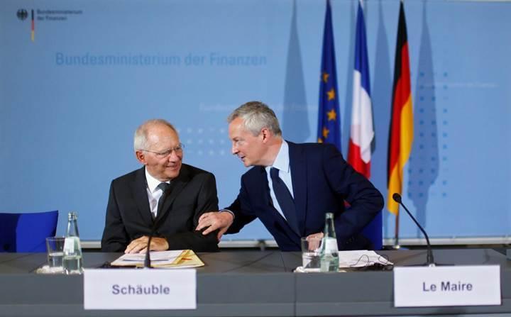 Almanya ve Fransa teknoloji devlerine özel vergi düzenlemesi istiyor