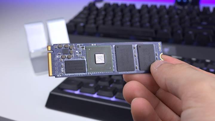 Addlink S80 NVMe SSD incelemesi