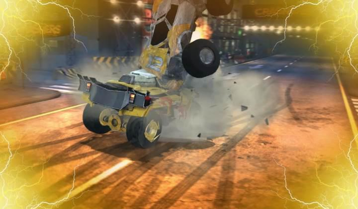 Carmageddon: Crashers ile yıkıma devam