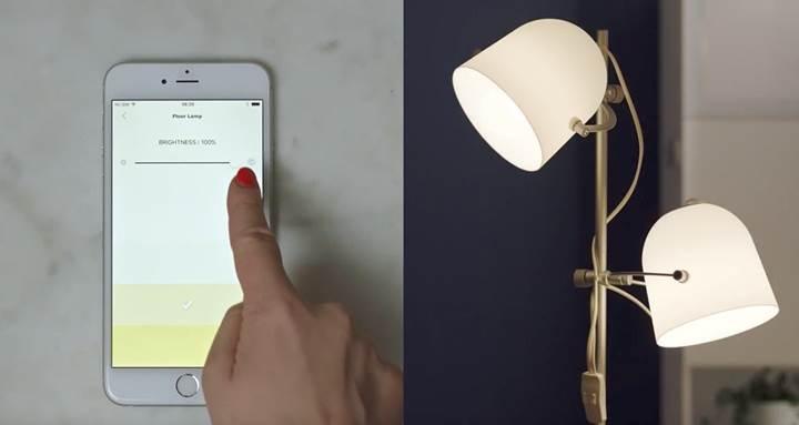 IKEA'nın akıllı aydınlatmalarına Amazon, Apple ve Google desteği geldi