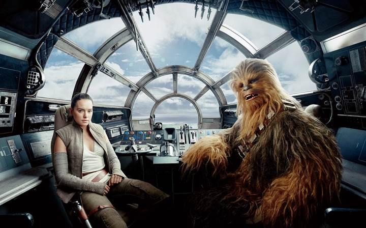 Star Wars: The Last Jedi'dan yeni görüntüler yayınlandı