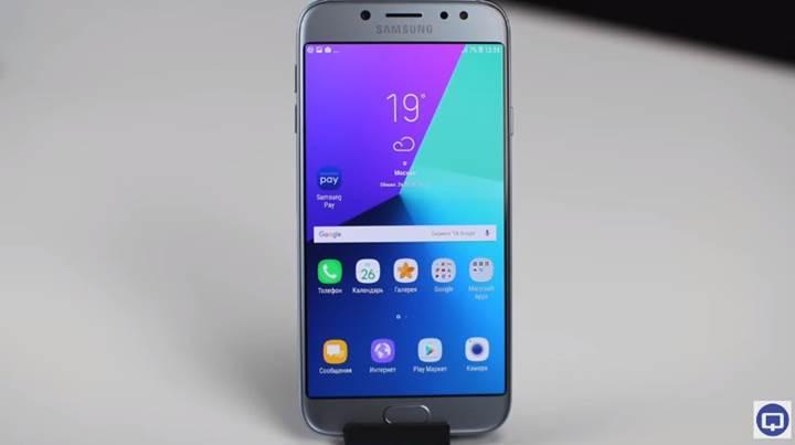 İşte karşınızda Samsung Galaxy J7 ve Galaxy J5 (2017)