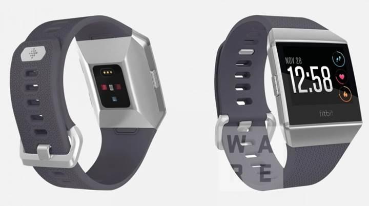 Fitbit'in yeni akıllı saatinin final tasarımı belli oldu