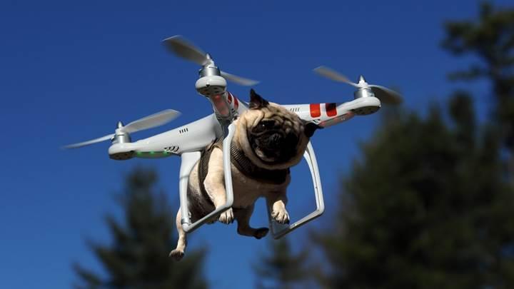 DJI dronelara gizli uçuş modu geliyor