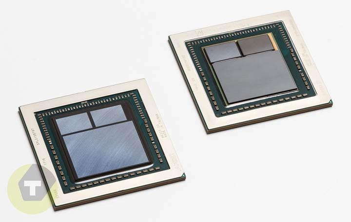 RX Vega 64 GPU'ları birbirinden farklı